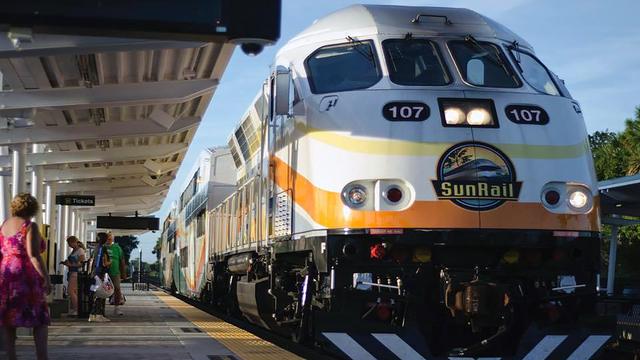 SunRail running later train for Orlando Magic game nights